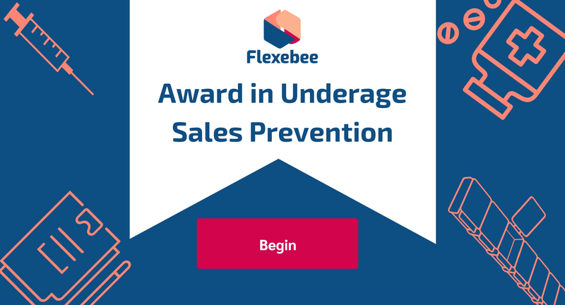 Award in Underage Sales Prevention