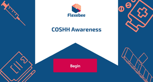 COSHH Awareness, coshh training, coshh