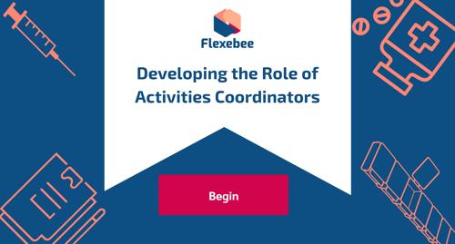 Developing the Role of Activities Coordinators
