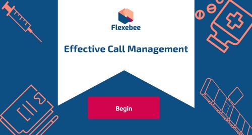 Effective Call Management