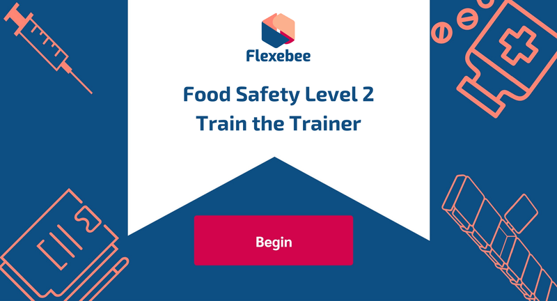 Food Safety Level 2 Train the Trainer